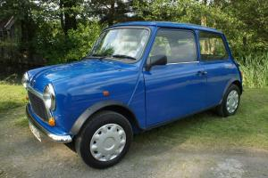 ROVER MINI 1.3i SPRITE 7000 MILES FROM NEW