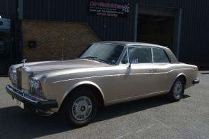 1977 ROLLS ROYCE CORNICHE COUPE  Photo