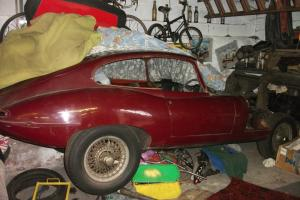 Jaguar E - Type 1964 3.8Ltr FHC  Photo