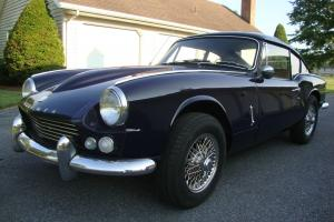 1967 Triumph GT 6 original paint, engine, 53,400 miles, nice Photo