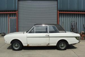 1967 FORD CORTINA LOTUS SERIES ONE IN NEED OF RESTORATION  Photo