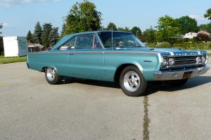 1967 Plymouth Belvedere 416 cid