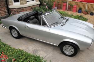 1973 FIAT 124 SPIDER CONVERTIBLE - RESTORED AND STUNNING