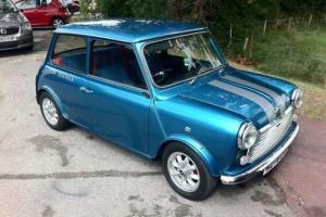 Rover MINI 1.3 Sidewalk LIMITED EDITION 1995/ M REG 68,000 FROM NEW  Photo