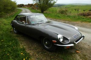 1969 E TYPE JAGUAR 4.2 2