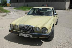 JAGUAR XJ12 HE 1982 48000 miles two previous owners from same family, ex cond.