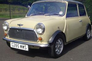 Classic Rover Mini Mayfair 998cc 1990  Photo