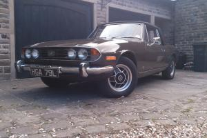 1972 TRIUMPH STAG - Restoration completed