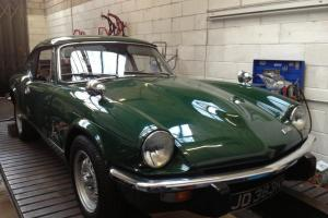 1971 TRIUMPH GT6 Mk3 Fully restored