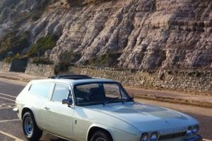 Reliant Scimitar GTE SE5A 3.0L Essex V6, Manual