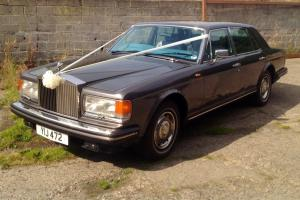 Beautiful Grey 1982 ROLLS ROYCE SILVER SPIRIT - Priced to sell