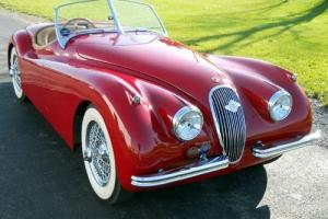 1954 Jaguar XK120 SE  Photo