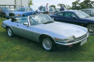 XJS Convertible 1989 Beautiful 3 Owner Low mileage car  Photo