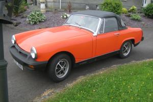 MG Midget  Photo