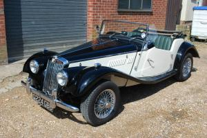 MG TF1500 Recreation.HARPER ROSCOE TF1800 STUNNING CONDITION EX SHOW CAR  Photo