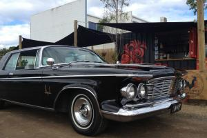 1963 Chrysler Imperial Coupe Southampton TWO Door
