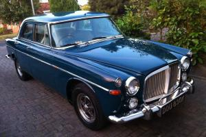 Beautiful Rover p5b saloon LPG converted.west yorkshire.Take a look.No reserve.