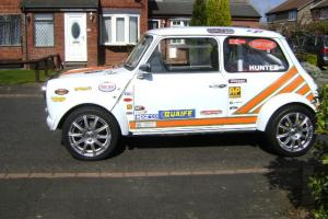 1991 ROVER MINI 1000 CITY E WHITE/ORANGE  Photo