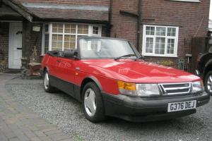 1990 Saab 900 Turbo 16V Convertible