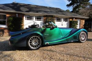 Morgan 2005 Aero 8 39,000 miles Excellent Condition Spectacular Colour