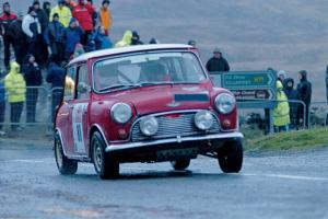 1963 Austin Rover Mini 1071 Cooper S Rally Race Car