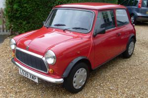 ROVER MINI SPRITE - 12,000 MILES  Photo