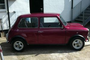 1994 ROVER MINI 35 RED