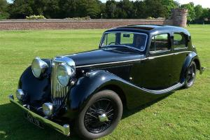 Jaguar mk4 1947 2 1/2 Litre Saloon Photo
