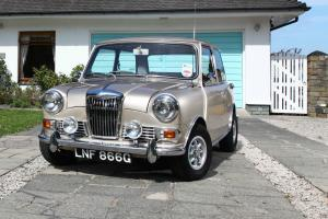 Classic Car. Stunning 1968 Riley Elf Mk3 (Posh Mini)