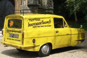 RELIANT REGAL 1971 SUPER VAN III DEL BOY VAN