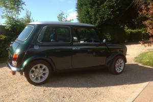 2000 ROVER MINI COOPER SPORT MULTI-COLOURED BRG 34000miles