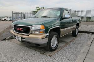1999 GMC SIERRA Z71 4X4 SINGLE CAB PICKUP 5.3 LITRE AUTO 71,000 MILES