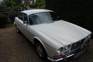 1969 Jaguar XJ6 4.2 Automatic Series 1