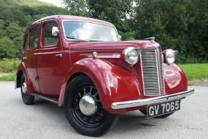 Restored 1939 Austin 8, Very well maintained inside and out