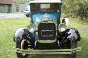1929 Ford Model A Sports Coupe in Moreton, QLD