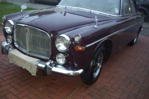 1972 ROVER P5B TAX EXEMPT