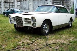 1958 Facel-Vega Sport Coupe 392 Hemi Engine Photo