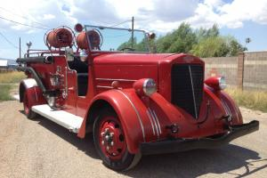 1939 American LaFrance Fire Truck Photo