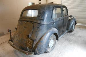 1939 Vauxhall 10, dry stored since 1962