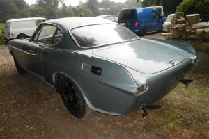 volvo 1800 ES sports, 1971, only 23,000 mls from new, dry stored for many years