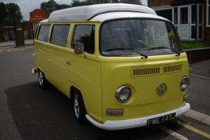 VW Camper 1970 Early Bay