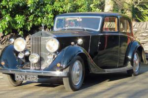 1936 Rolls-Royce 25/30 Thrupp  Photo