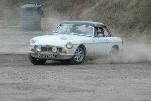 MGB Roadster Historic rally regularity navigation car may px  Photo