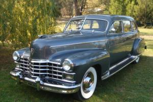 1949 Cadillac Fleetwood 75 Series Imperial Limousine Just Stunning Great CAR in Melbourne, VIC