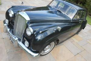 BENTLEY S2 SPORTS SALLON 1960 only 2 previous owners