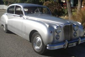 Jaguar Mark 7 1952