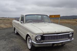 XP Ford 1966 Deluxe UTE MAY Suit XK XL XM Buyers in Melbourne, VIC