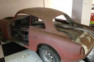 Alfa Giulia Sprint 1964 Restoration Project