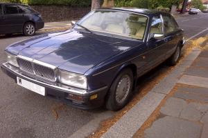 1994 DAIMLER 4.0 XJ40 86k FJSH (Jaguar Soverign XJ6 XJ8)  Photo