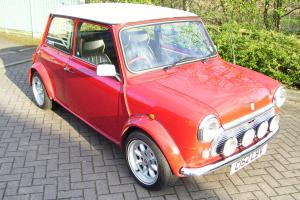 Austin Mini cooper replica Ready for the summer shows